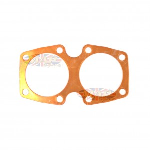 Triumph Early T100 English-Made Quality Copper Head Gasket 70-4015