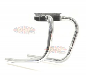 Triumph 650cc Push Over English-Made Exhaust Pipes 70-5957/5958