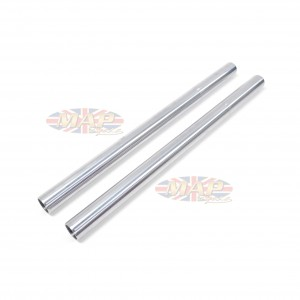 Triumph BSA Twins and Triples High Quality Fork Tubes  (sold in pairs) 97-4380-GRP