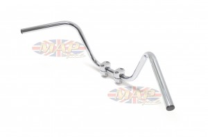 "Triumph Bonneville Trident Chrome 7/8"" English Made Handlebar 97-7205"