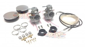 BSA A50/A65/A70 30mm Mikuni Carburetor Kit MAP0408/OE