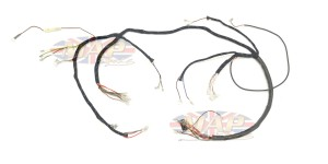 Triumph 1969-70 A50 A65 UK-Made High Quality Wiring Harness H015