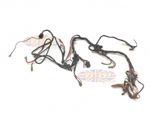 Norton Commando 1970-74 MKII MIIA Main Wiring Harness  54959643