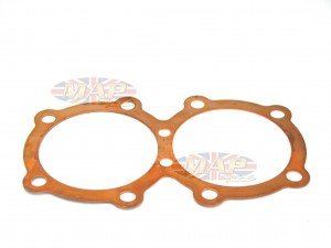 "Triumph T140 Head Gasket for MAP Zero Deck Pistons -  2.99 to 3.010"" MAP9077"