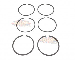 American Made Piston Ring Set for BSA A65 +.040 R17350/G040