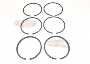 Top Quality Piston Piston Ring Set for BSA A65 650cc +.080 R17350/E080