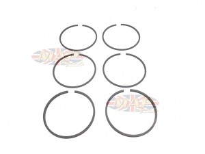 Triumph 500cc Best Quality Ring Set  R13570/E060