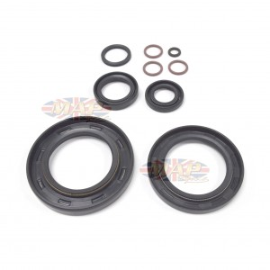 Triumph 500cc, 9-Piece, High Quality, Engine Seal Kit MAP0201