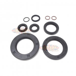 "Triumph 650 68-69 w/1.55"" OD Door Seal Kit MAP0204/B"