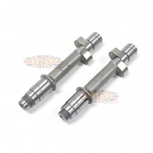 Triumph 650 Pre-Unit Billet Nitrided Camshaft Set - Great Mid-Range & Top End MAP1047N-PU