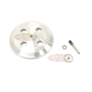 Triumph/BSA Billet Pressure Plate - Alloy Construction - 4 Spring MAP2105