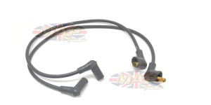 "Triumph Twins 24"" Spark, High Tension Plug Leads For OIF Models MAP4185"