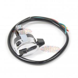 Universal Handlebar Switch - Lights/Horn, Kill MAP4225