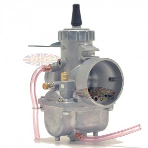 Mikuni VM32 Round Slide 32mm Carburetor - Left VM32-33