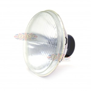 "Light Unit 7"" w/H4 - Flat Lens 66-75804A"