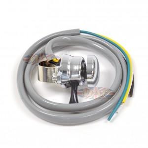 Horn/Dip Switch Lucas Replica Gray Wire 46-68733A