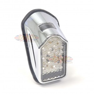 Mini Retro Tombstone LED Taillight 62-21616