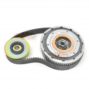 Triumph Belt Drive Kit for Racing  MAP2015