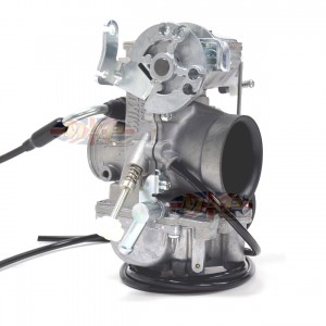 Mikuni TM40 (HS40) Flat Slide 40mm Pumper Carburetor TM40-6