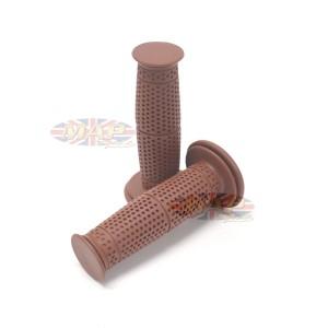 """Grip Set - Gel Feel MK3 7/8"""" - Brown 42-56699"""