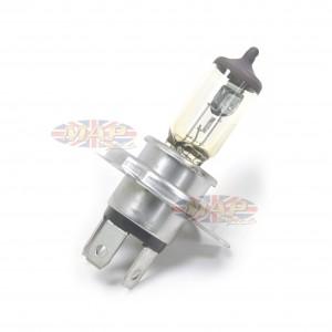 BULB/ H4-P43t 100/55W-12V  (WHITE LIGHT) R477/WHITE