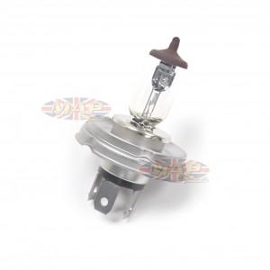 BULB/ H4-P45t 60/55W-12V HEAVYDUTY QUART R12