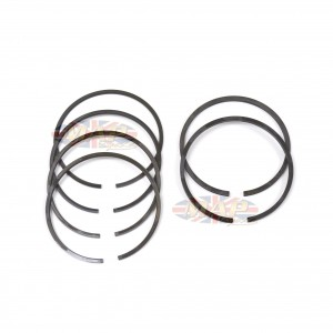 Budget Piston Ring Set for BSA A65 +.040 R17350/T040