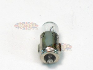 Triumph BSA Norton BA7 12 Volt 2 Watt Miniature Instrument Light Bulb R281