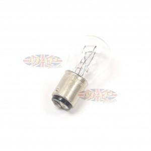 Triumph BSA Norton Motorcycle 6 Volt Taillight Bulb 21/5 Watt  R384