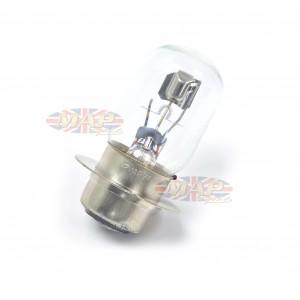 Triumph BSA Motorcycle 48/48 Watt 12 Volt Pre-Focus Headlight Bulb R414/J