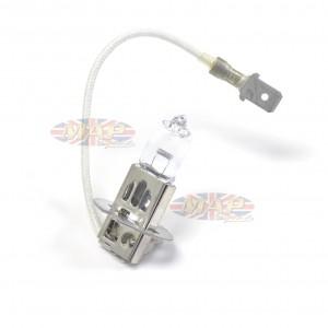 High Quality Driving Fog H3 55 Watt 12 Volt Quartz Halogen Bulb R453