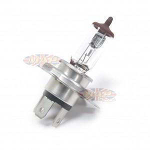 High Qualty Motorcycle Headlight Bulb H4-P43t 60/55 Watt 12 Volt Quartz Halogen R472