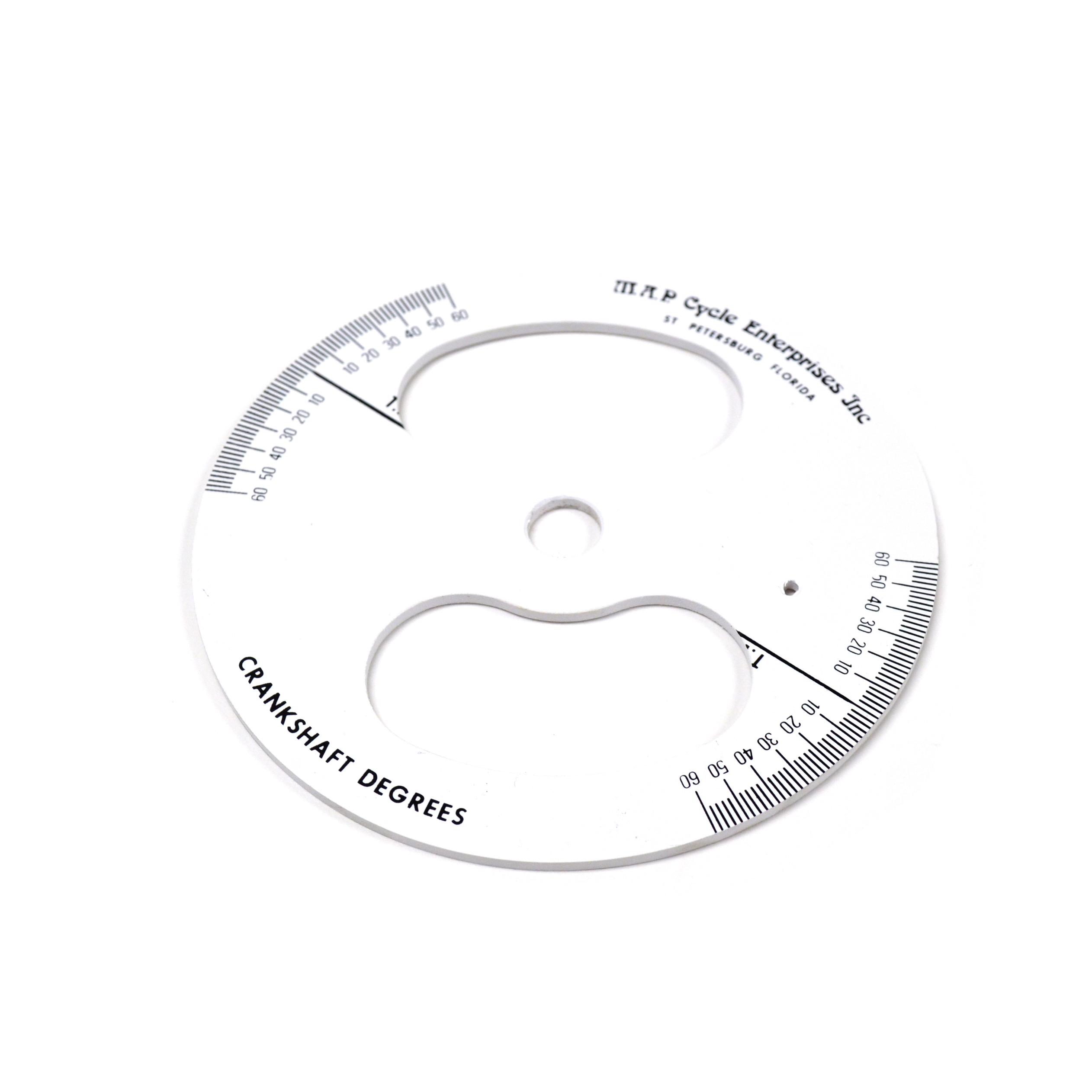 triumph bsa norton degree wheel timing kit map0850