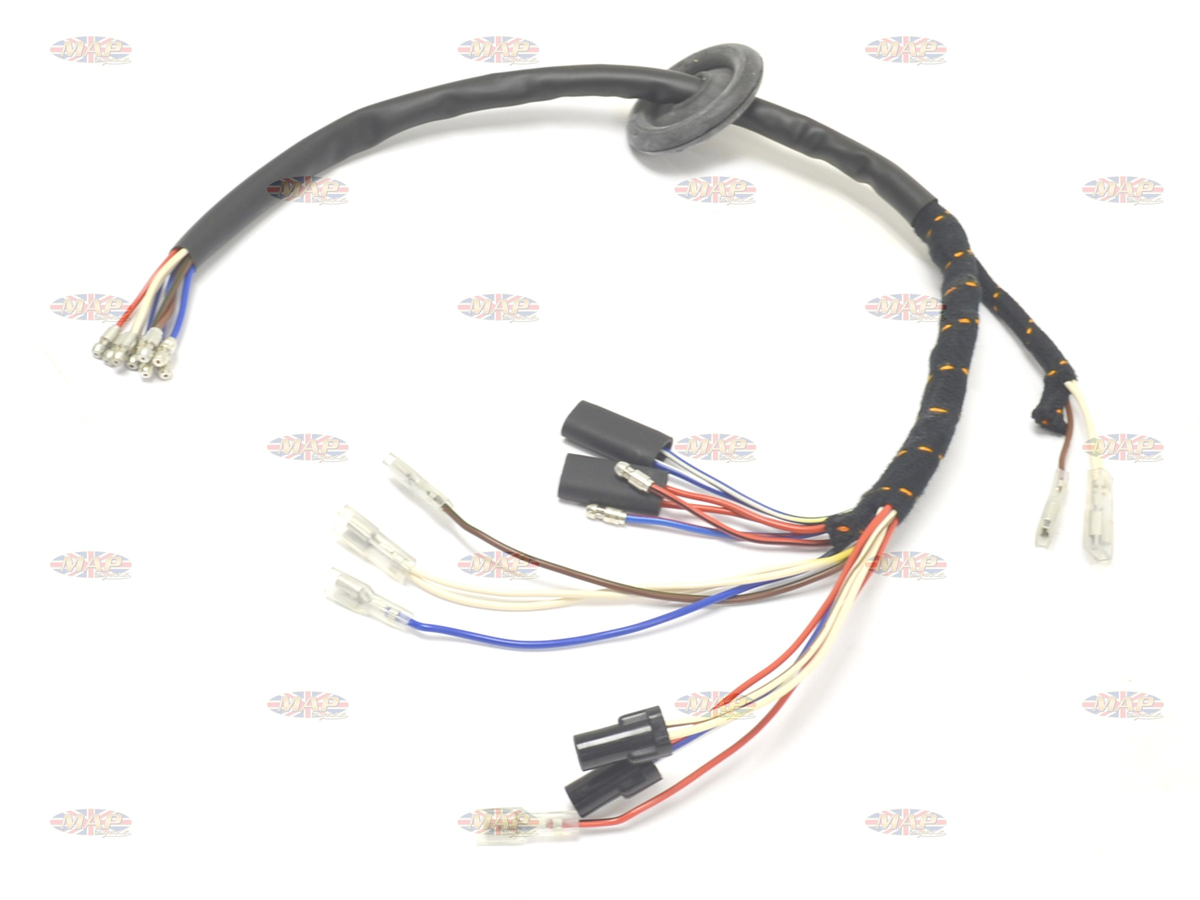 Auto Wiring Harness Connectors Solutions For Power Wheels Hurricane Data Diagrams