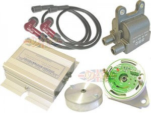 Pazon Smart-Fire Competition 12-Volt Electronic Ignition For British Twins MAP4466