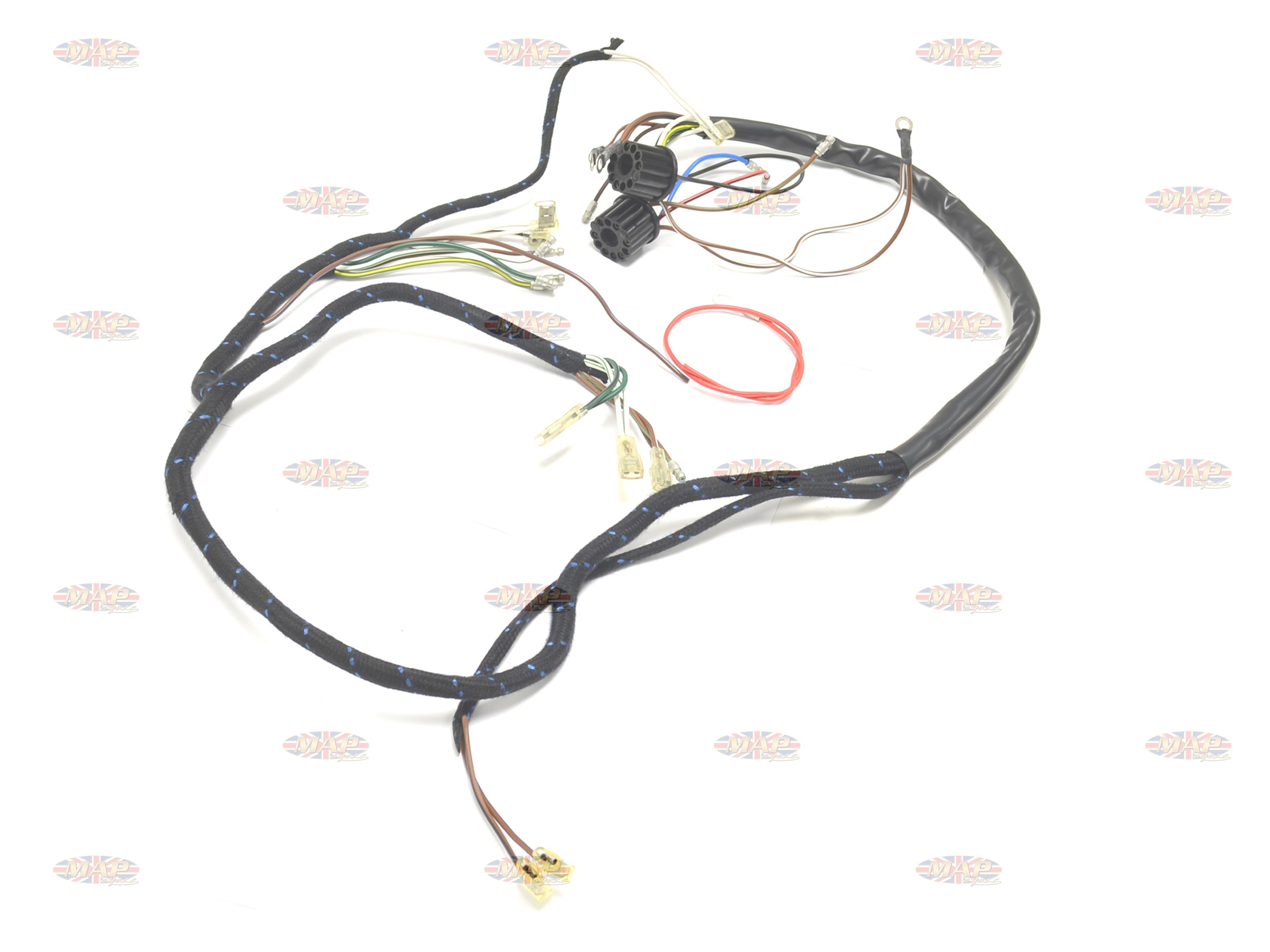 bsa wiring diagram bsa image wiring diagram 6 volt wiring harness wiring diagram and hernes on bsa wiring diagram