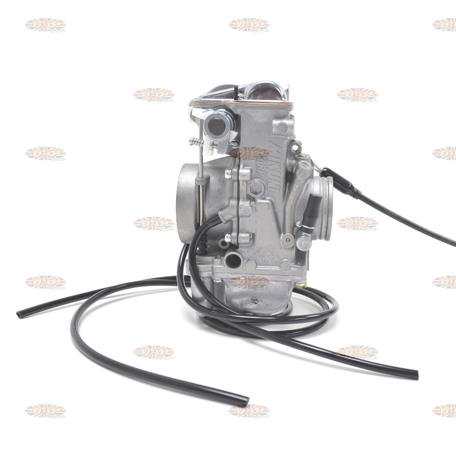mikuni tm40 pumper flat slide 40mm pumper carburetor. Black Bedroom Furniture Sets. Home Design Ideas