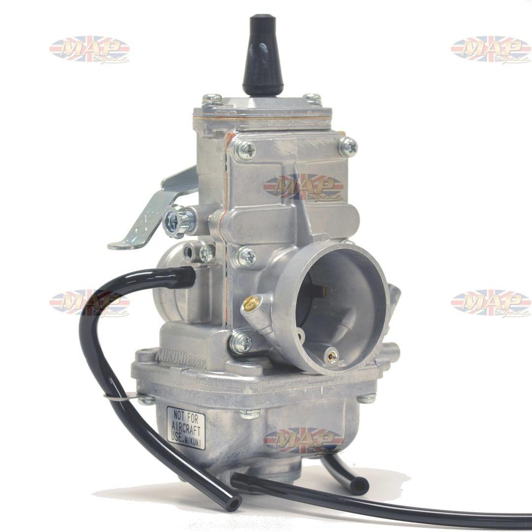 Suzuki Rm Carburetor Tuning