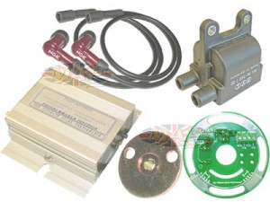 Pazon Competition Electronic Ignition for 90/270-Degree Crank Triumph BSA Norton MAP4423