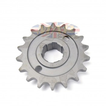 Triumph 500cc, UK Made, 18-Tooth, Countershaft Sprocket  57-1476/18