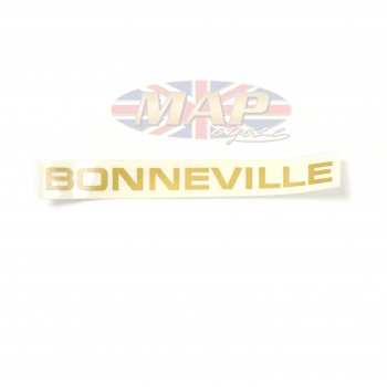 DECAL/  BONNEVILLE  LARGE BLOCK 60-2103