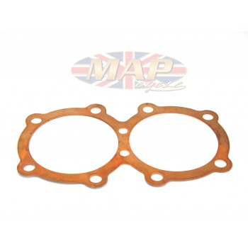 """Triumph T140 Head Gasket for MAP Zero Deck Pistons - 3.020 to 3.040"""" MAP9078"""