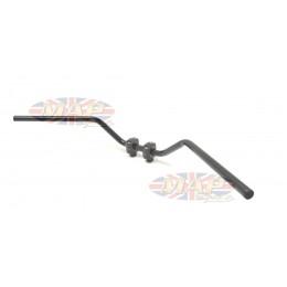 Handlebar - #7 Dirt Track Gloss Black 23-12593