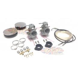BSA A50/A65/A70 30mm Mikuni Carburetor Kit MAP0408/OE