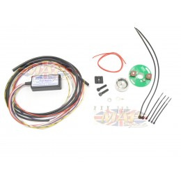 Pazon Sure-Fire 6-Volt Electronic Ignition for Triumph BSA Singles MAP4401