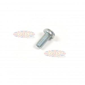 SCREW/ 2BA x 5/16 ROUND HEAD Slot (CHR 00-0450