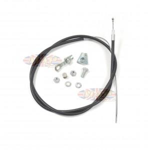 Norton Commando Front Brake Cable (No Switch)  06-0918