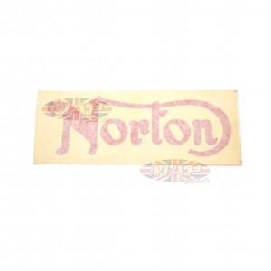 DECAL/  NORTON  RED  (GASTANK) 06-6984