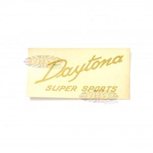 DECAL/  DAYTONA SUPER SPORTS 60-0677
