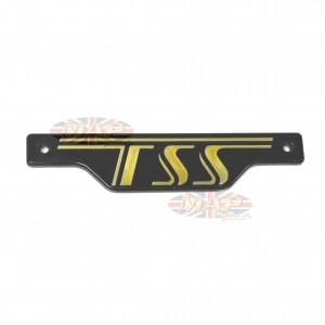 Triumph 1982-83 TSS 750 Side Cover Panel Badge 83-8272